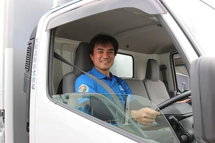 【力仕事は必要なし!】4tトラックのドライバー大募集!【経験や学歴一切不問!】
